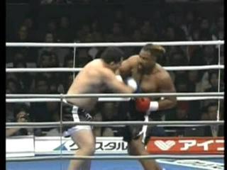 Shannon Briggs vs Tom Erikson - K1 Fight