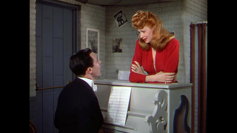 Gene Kelly Lucille Ball (Du Barry Was a Lady 1943) » Freewka.com - Смотреть онлайн в хорощем качестве