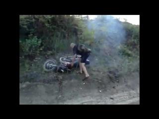 Сборник мото приколов.Мотоциклы ИЖ
