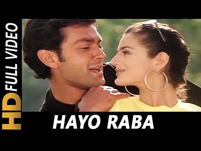 Hayo Raba Hayo Raba   Sonu Nigam, Kavita Krishnamurthy   Kranti 2002 Songs