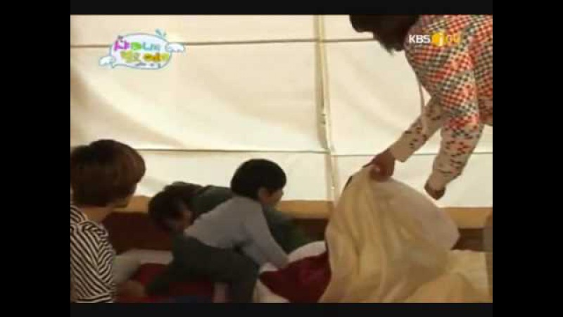 Yoogeun calling Shinee Appa wake up part 2 2 100202