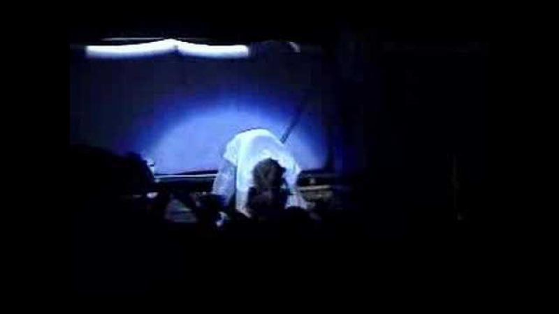 1-16-93 Destruction Kurt Cobain Guitar In Sao Paulo