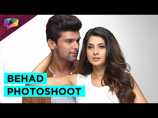 Jennifer Winget, Aneri Vajani and Kushal Tandons Photoshoot for Behad