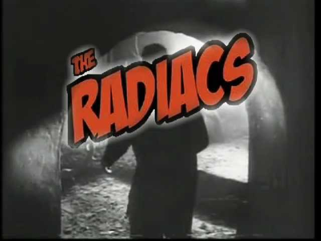 The Radiacs She's My Witch Music Video 2012
