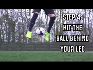Learn new amazing soccer skill! crazy pass_ the nitro-pass