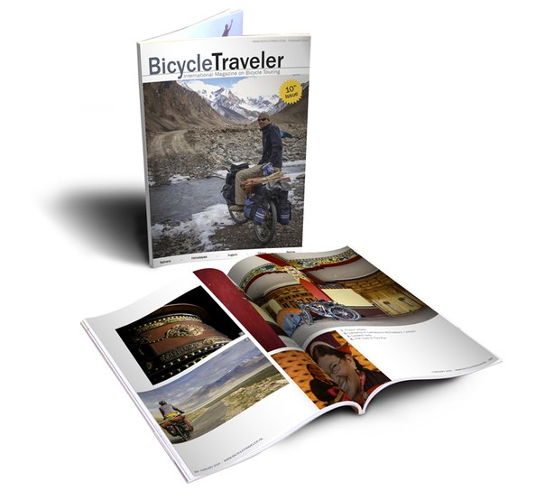 Bicycle Traveler February 2016