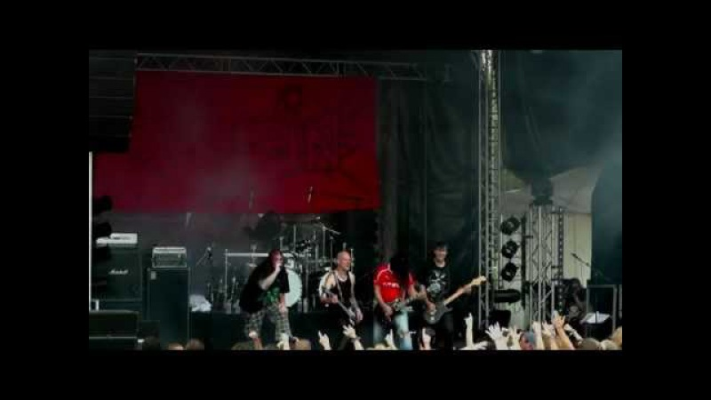 ASSASSIN Fall of summer festival Sanctuary stage Torcy FR 06 septembre 2014