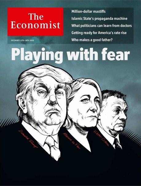 The Economist December 2015