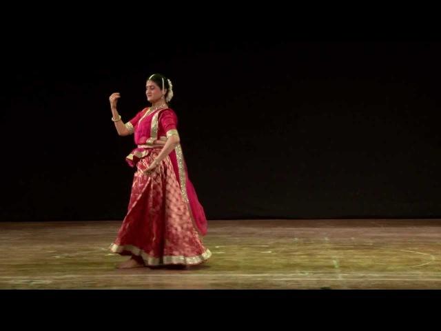 Kathak Teentaal Kavitta and Paran Prerana Deshpande