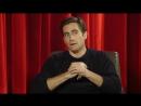 Джейк Джилленхол рассказывает о фильме Горбатая гора The Hollywood Masters Jake Gyllenhaal on Brokeback Mountain