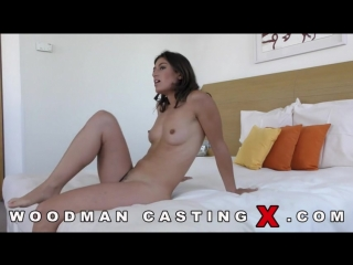 Кастинг Вудмана с красивой милфой WoodmanCastingX Julia Roca sexy milf in woodman casting