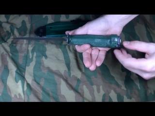 Нож разведчика стреляющий (НРС-2)1