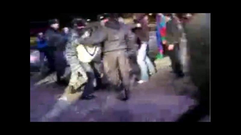 Moskvada azərbaycanlılarla ruslar arasında dava
