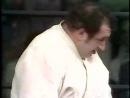 Anton Geesink vs Gorilla Monsoon Judo Style Match 74Jun Tokyo