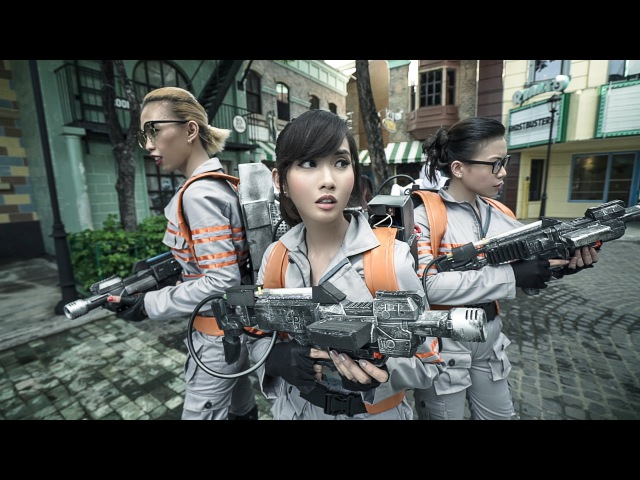 GHOSTBUSTERS Alodia