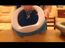 Дорожный горшок и насадка на унитаз HandyPotty 2в1 от Roxy Kidsдля мальчиков