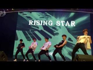 ASTRO - NalinA (Block B) Lotte World Rising Star Showcase (Predebut) (Iteen)