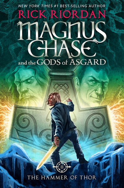 The Hammer of Thor (Magnus Chase and the Gods of Asgard #2)