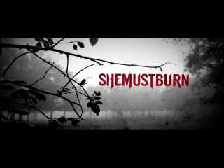 She Must Burn - The Wicked Feat. Scott Ian Lewis of Carnifex (Track Video) - Blackened Deathcore (UK)