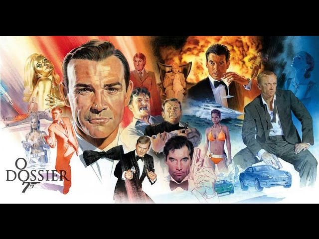 FULL 007 MOVIE: The New Spy Against Divided Evil