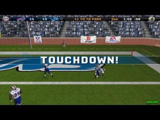 Павел - Detroit Lions (NFC) 14-35 RoziRoz - Baffalo Bills (NFC)