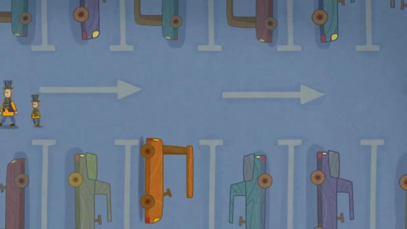 МАШИНКИ - сериал для мальчиков. Мультики про машинки - Смарт. Машинки для мальчиков