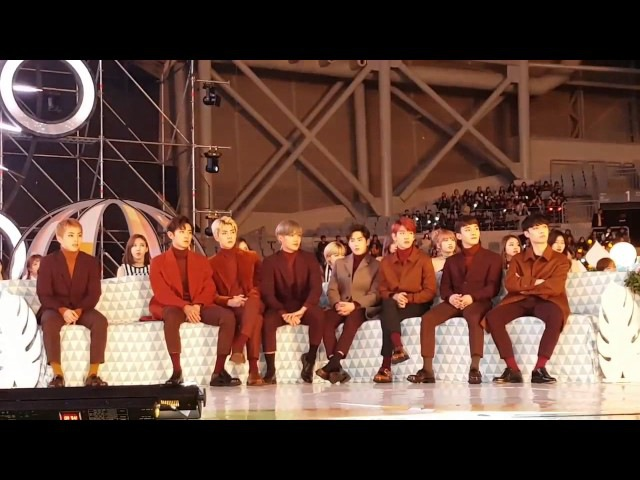 [HD] 161119 EXO's full reaction at Melon Music Awards (1 hour)