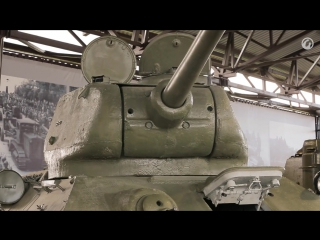 Загляни в реальный танк Т-34-85. Часть 1. В командирской рубке World of Tanks