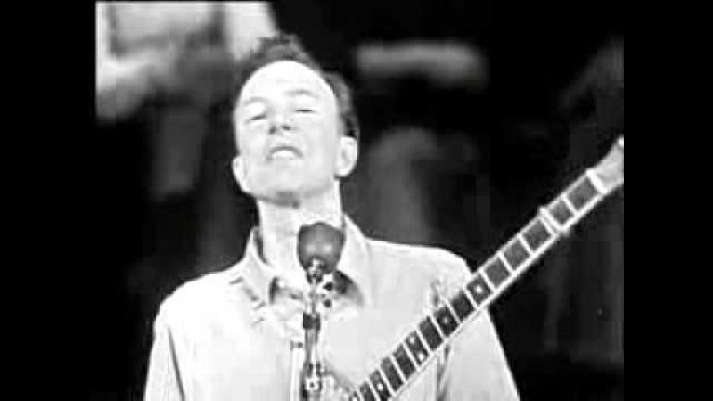 Down By The Riverside Pete Seeger 7 24 1963