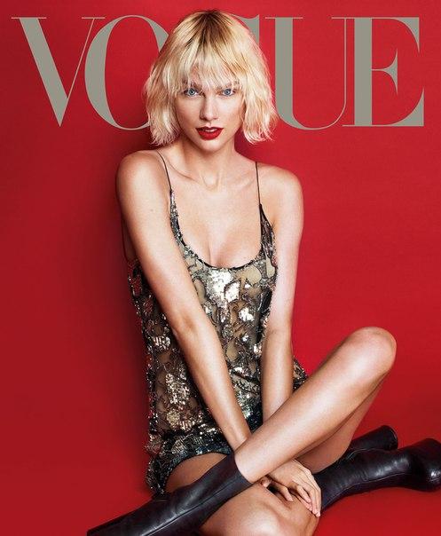 Vogue USA - May 2016