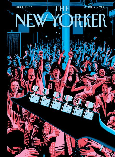 The New Yorker - April 25  2016