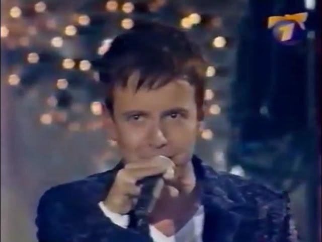Андрей Губин - Зима-Холода (Новогодняя ночь на ОРТ, 2000)
