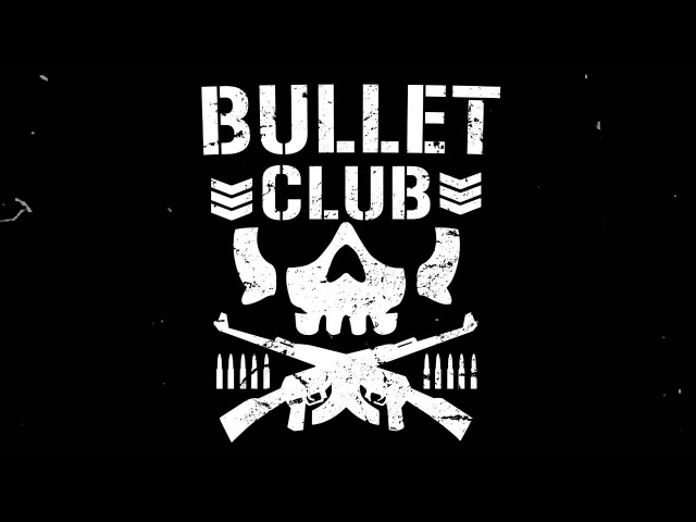 NJPW Shot'Em by Q BRICK Bullet Club 4th Theme Song