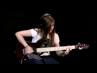 Pink floyd solo cover by tina