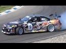 RB26DET Skyline GTR Engine Swap Nissan Silvia S14 - Drifting Turbo Flutter Sound!