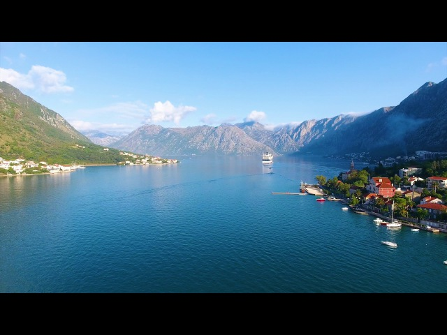 Montenegro 4k Dji