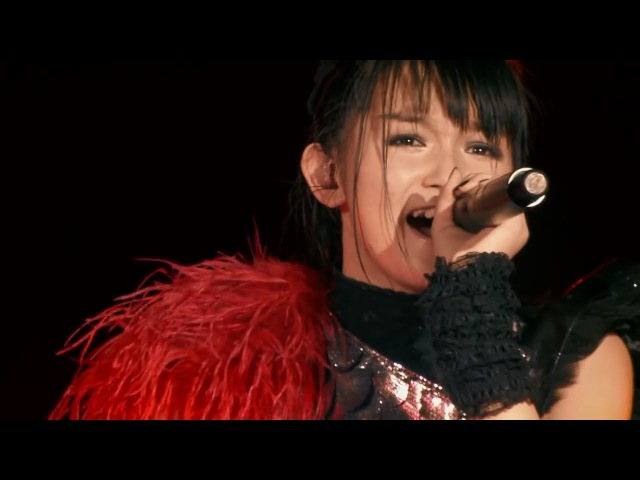 BABYMETAL Rondo Of Nightmare With Mischiefs of God Intro Live Budokan Black Night 2014