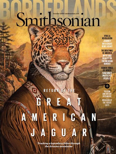 Smithsonian Magazine - October 2016