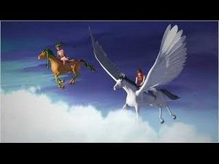 Bella Sara   les ailes d'Emma - Guarda il film d'animazione italiano