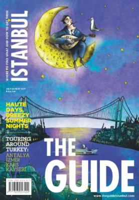 The Guide Istanbul JulyAugust 2017