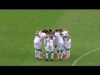 Спаринг. Карпати  ГКС Катовце (Польща) 1-0