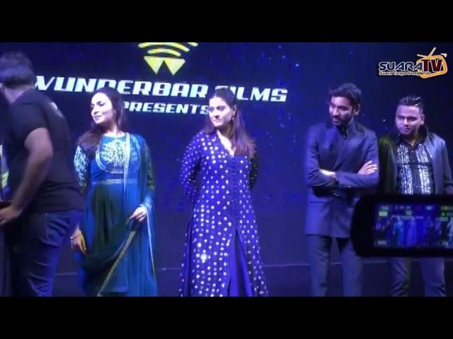 Peminat Bollywood Histeria Kajol Gegar KL