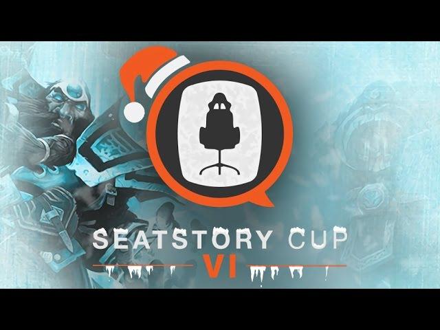 Savjz vs Ostkaka SeatStory Cup VI 2016 Group Stage 2 Group A