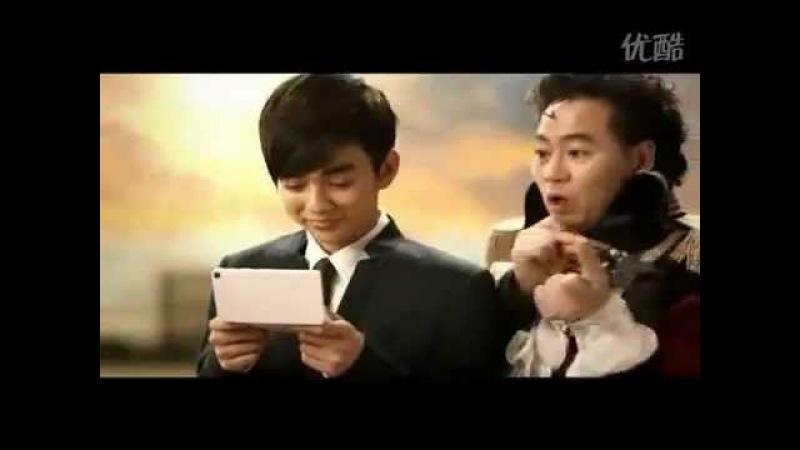 Yoo Seung Ho for Iriver Dicple 30s CF