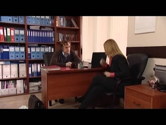 АДВОКАТ Олег Лихачев в эпизодической роли Кузьмина