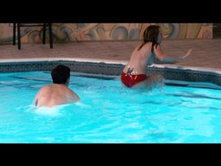 Anne Heche Nude - Cedar Rapids (US 2011) 1080p