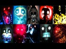 35 IGNITED JUMPSCARES! | The Joy of Creation | All Jumpscares