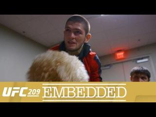 UFC 209 Embedded: Vlog Series - Episode 4