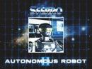 SFERRO - Autonomous Robot PII 🤖