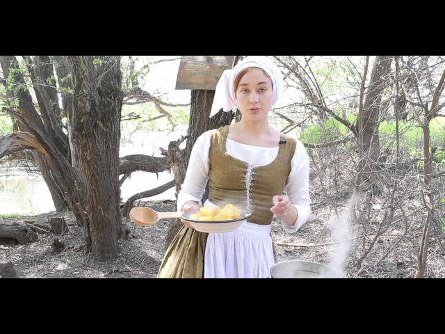 2 Средневековая кухня Англии Похлебка из репы Способы приготовления еды 1390г
